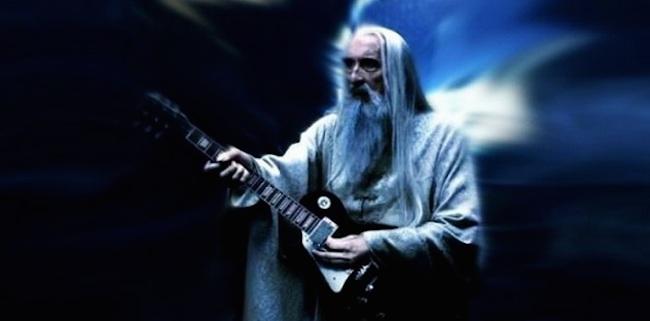 Saruman-Guitar