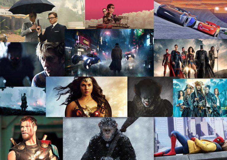 The Movie Corner: Συνοπτικές κριτικές για τις ταινίες του 2017