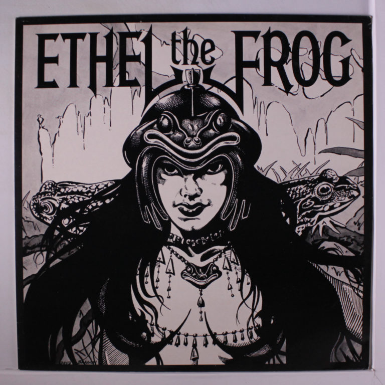 Underground Metal Classics #6: Ethel The Frog by Ethel The Frog