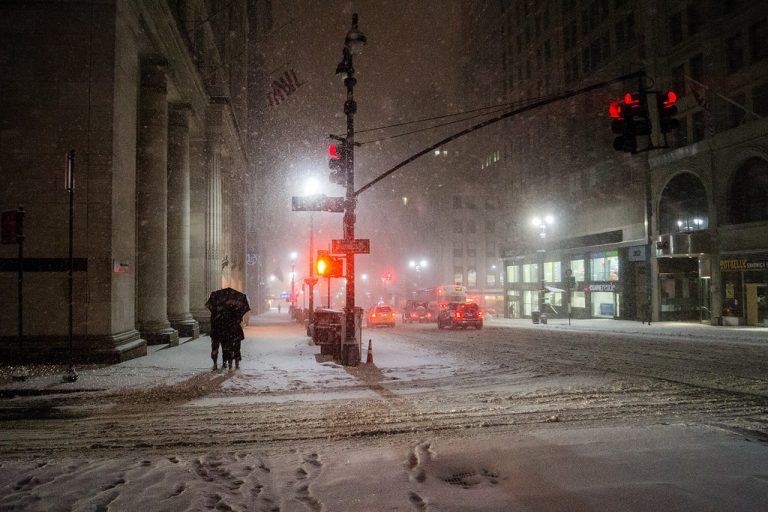Playlist: Winter in the city