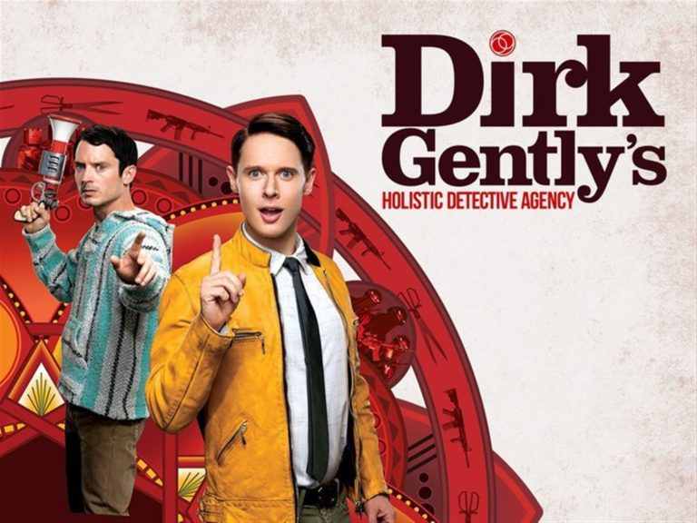 The Series Corner: Dirk Gently's Holistic Detective Agency