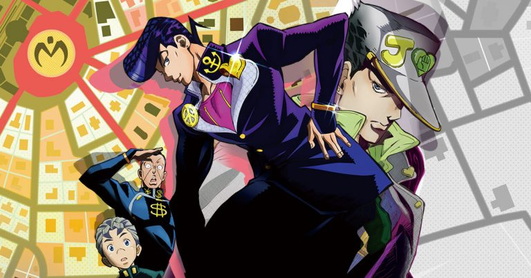 The Series Corner: JoJo's Bizarre Adventure, Part 4: Diamond is Unbreakable