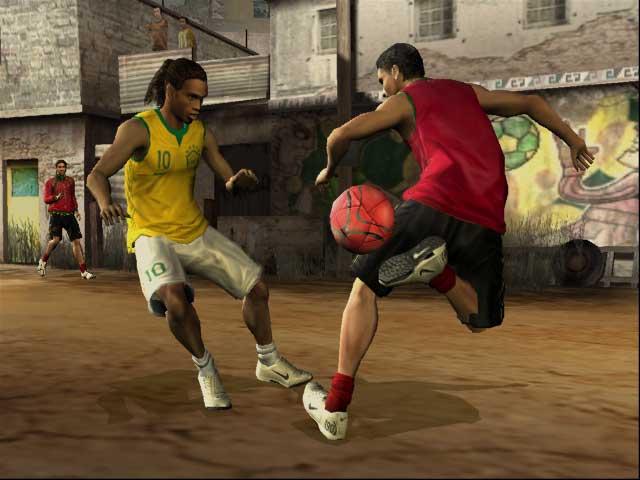 Six Songs: Κομματάρες που ακούγαμε παίζοντας FIFA Street 2